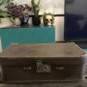 советский чемодан-балетка