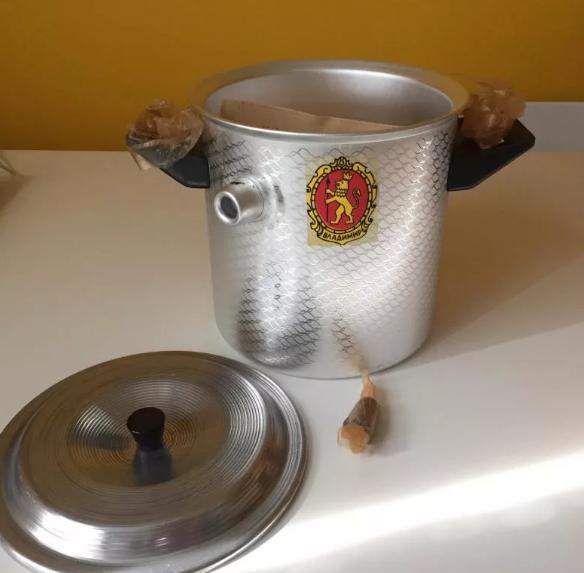 советская молоковарка