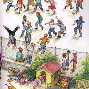 Советские дворовые игры