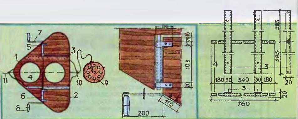 схема подводного планера