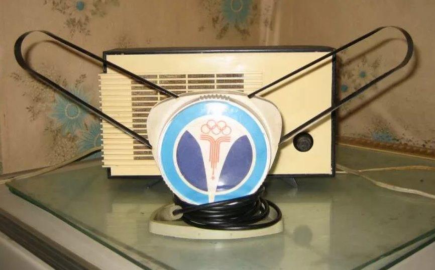 советская антенна