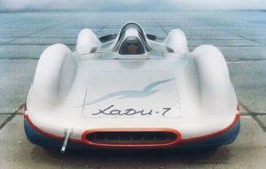 гоночный автомобиль ссср