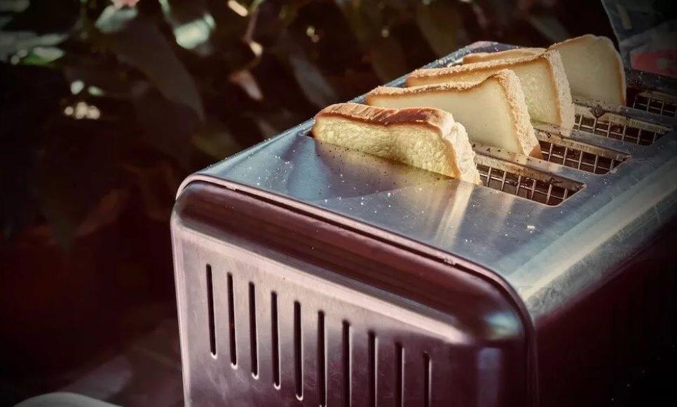советские тостеры
