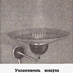 Увлажнитель воздуха УВ-1 СССР