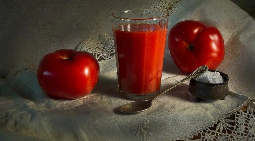 советский томатный сок