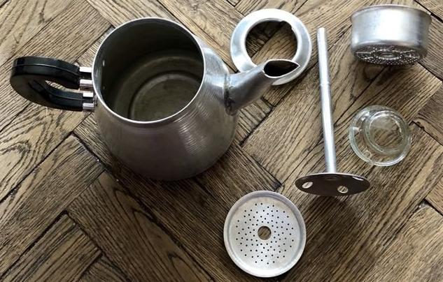 гейзерный кофейник времен ссср