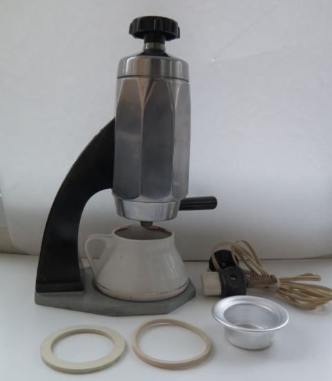 электрическая кофеварка ссср