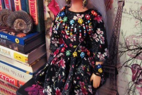 кукла Вероника