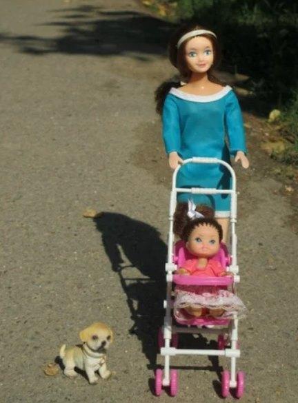 Куклы Вероника и Виктория