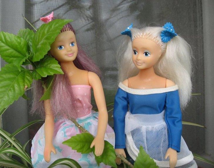 Две куклы Вероники СССР