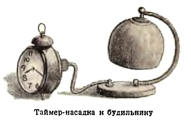 советский таймер