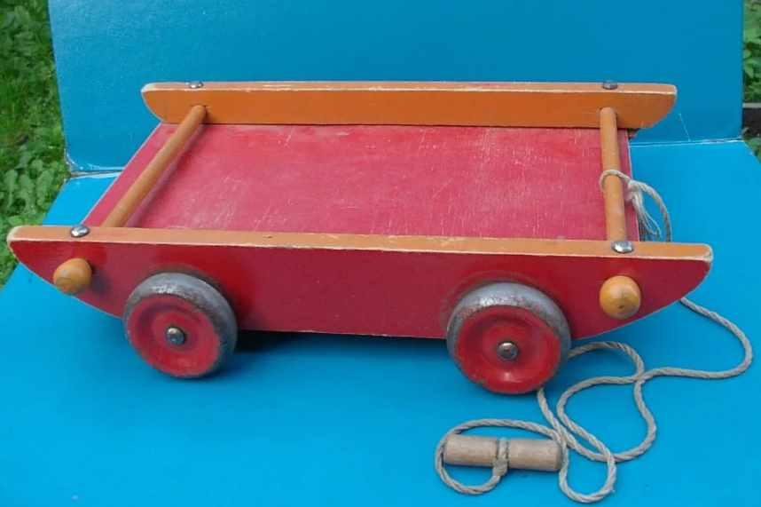 деревянная игрушка для песка ссср