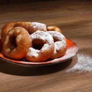 советские пончики