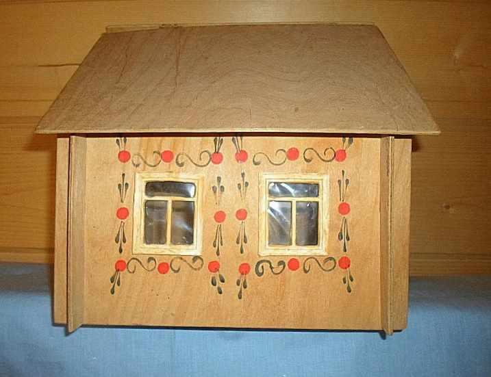 кукольный домик ссср