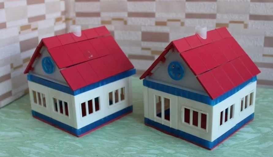 советские кукольные домики
