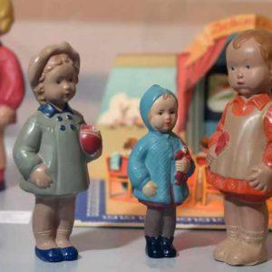 старые советские игрушки