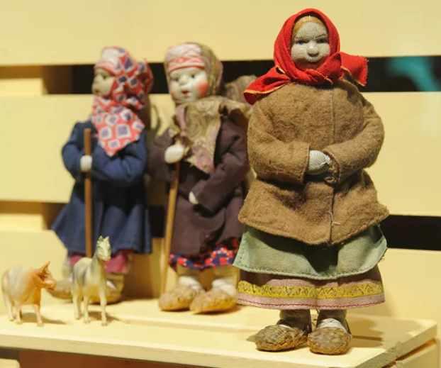 советская артельная игрушка
