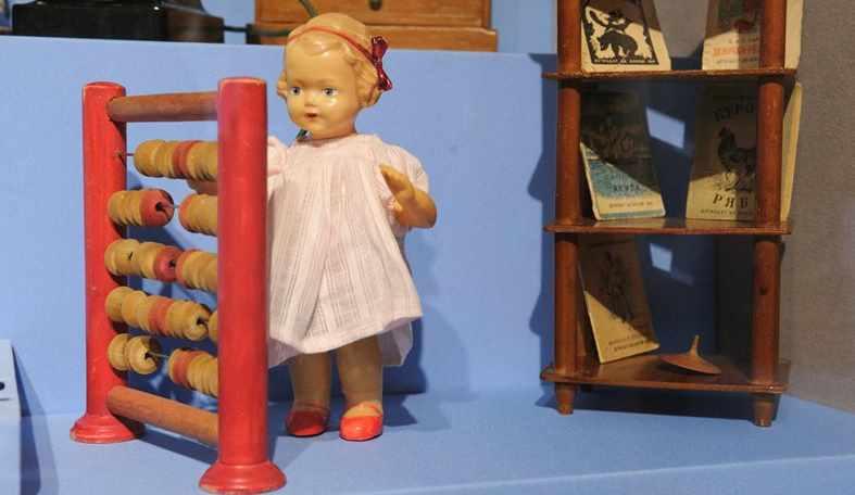 советские довоенные куклы