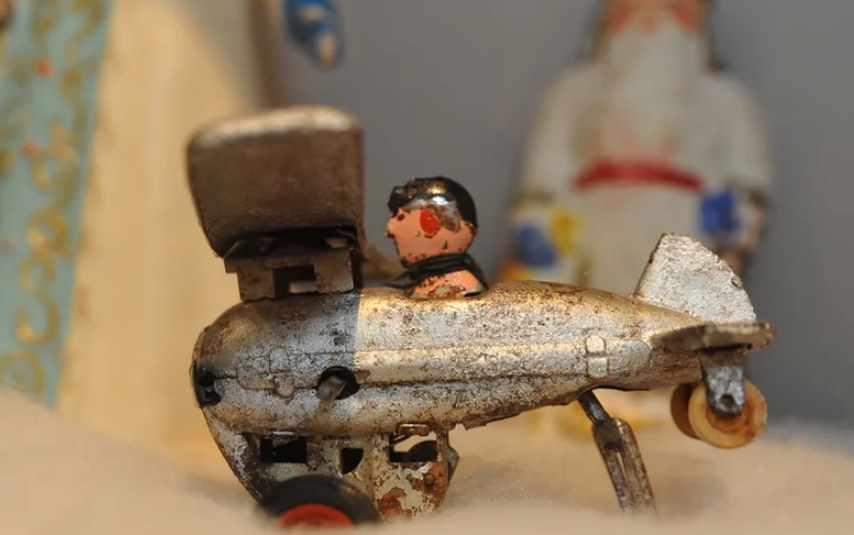 советская игрушка 30-х гг