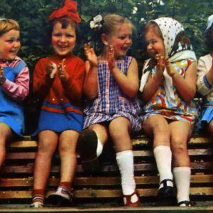 игры советских девочек