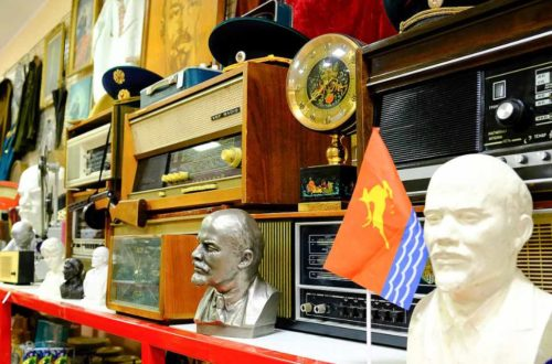 советский комиссионный магазин