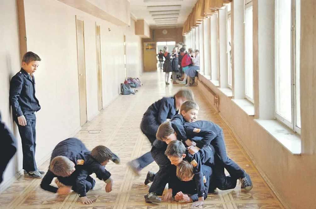советские мальчишки