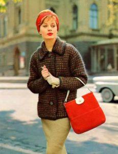 советские женские жакеты