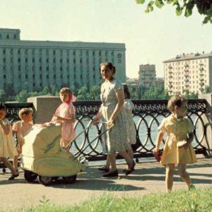 советский летний отдых